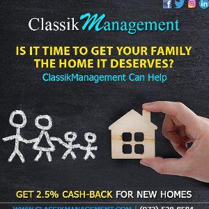CLASSIK MANAGEMENT
