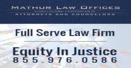 Mathur law firm