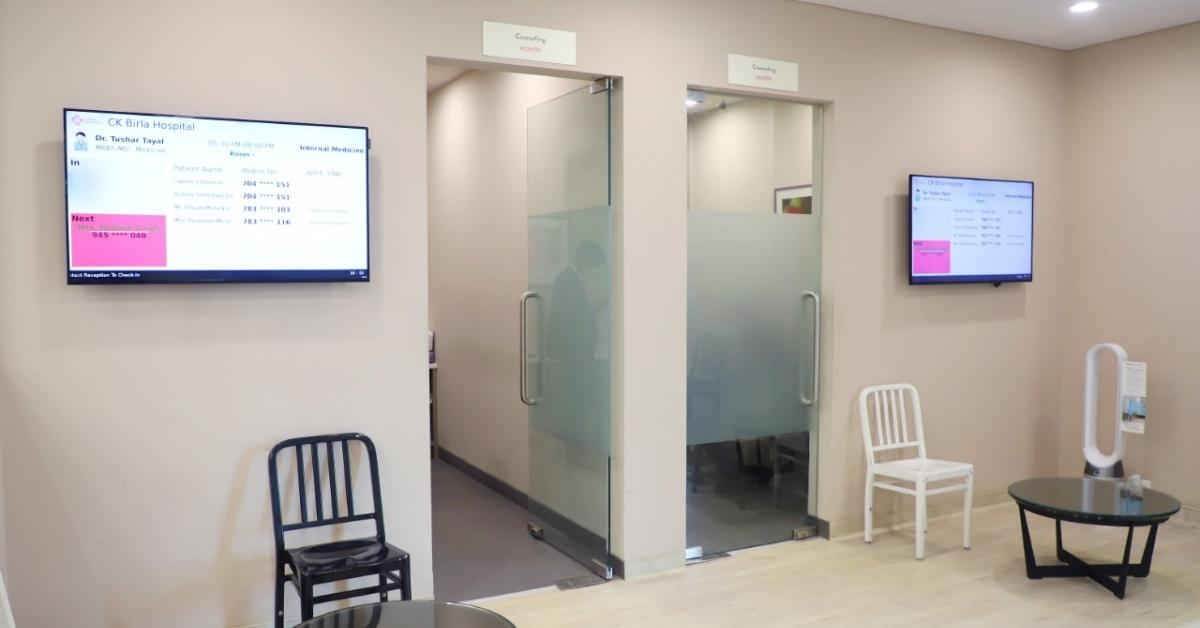 The CK Birla Hospital | Minimal Access Gynae Surgery Hospital