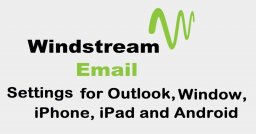 Windstream email settings