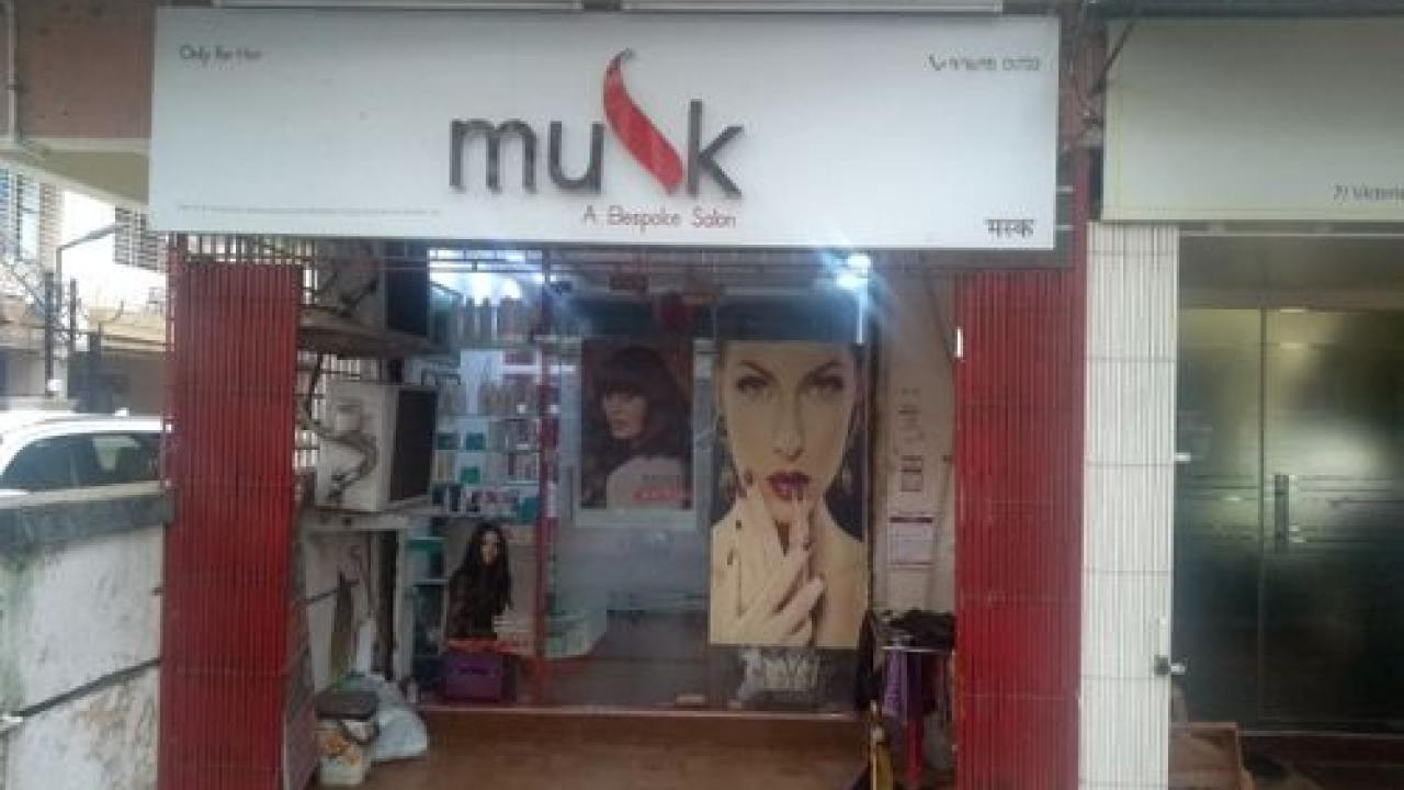 Musk Beauty Salon at Salon Boutique