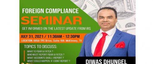 Foreign Compliance Seminar