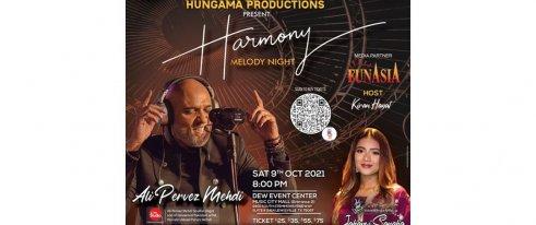 Harmony Melodi Night