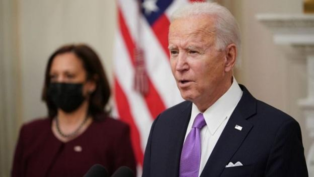 President Biden proposing to Russia, a 5-year extension of the nuclear arms treaty