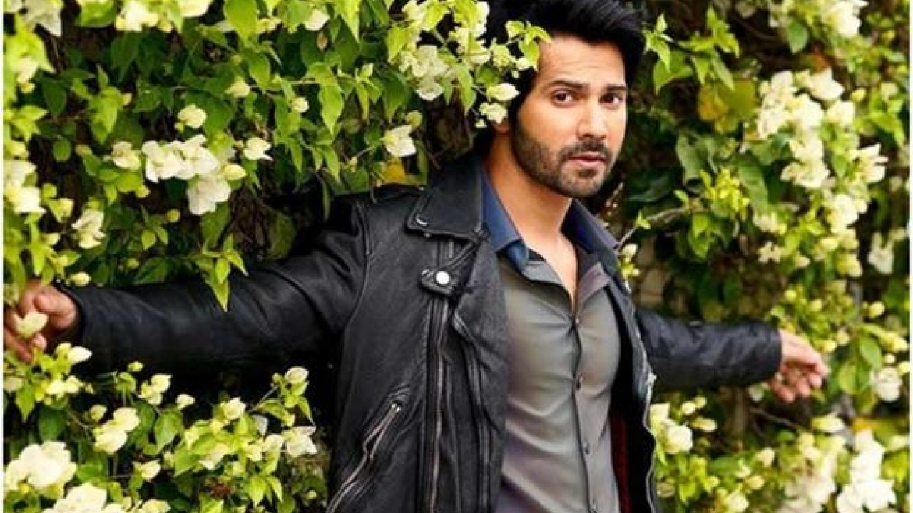Varun Dhawan's car meets with a small accident on the way to Alibaug