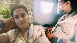 Taapse Pannu boarded flight to Goa for the last schedule of 'Looop Lapeta'