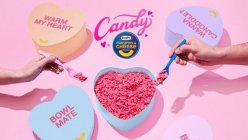 Kraft Mac & Cheese selling pink 'candy' for Valentine's Day