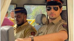 Sidharth Malhotra shares his look from the upcoming film 'Thank God'