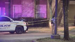 Frisco Police arrested the suspect after a shooting that killed one and injured one