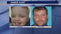 Amber Alert issued for missing 2-year-old Celina boy may be in serious danger