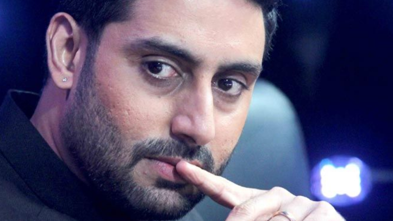 Abhishek Bachchan celebrates the 20-year journey of his career in Bollywood