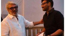 Alia Bhatt welcomes co-star Ajay Devgn; actor 'feels good' being on Sanjay Leela Bhansali's 'Gangubai Kathiawadi' sets again