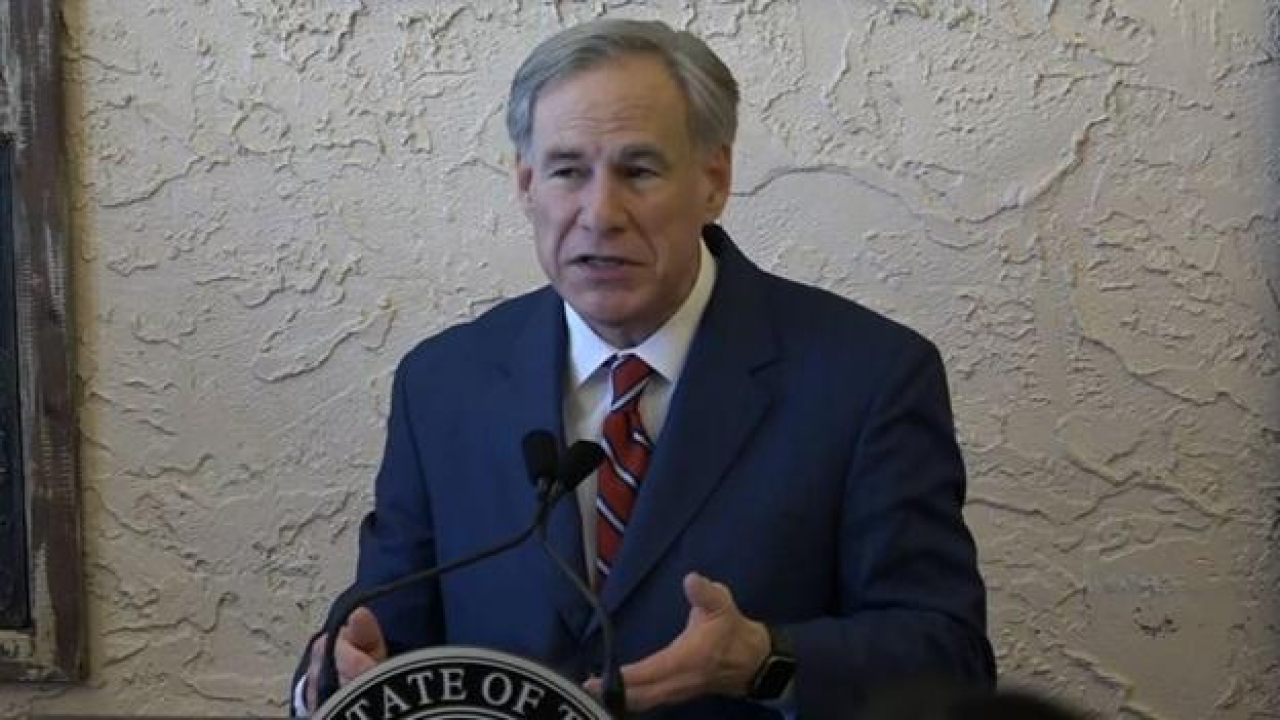 Gov. Abbott lifts statewide mask mandate, fully reopens all Texas businesses