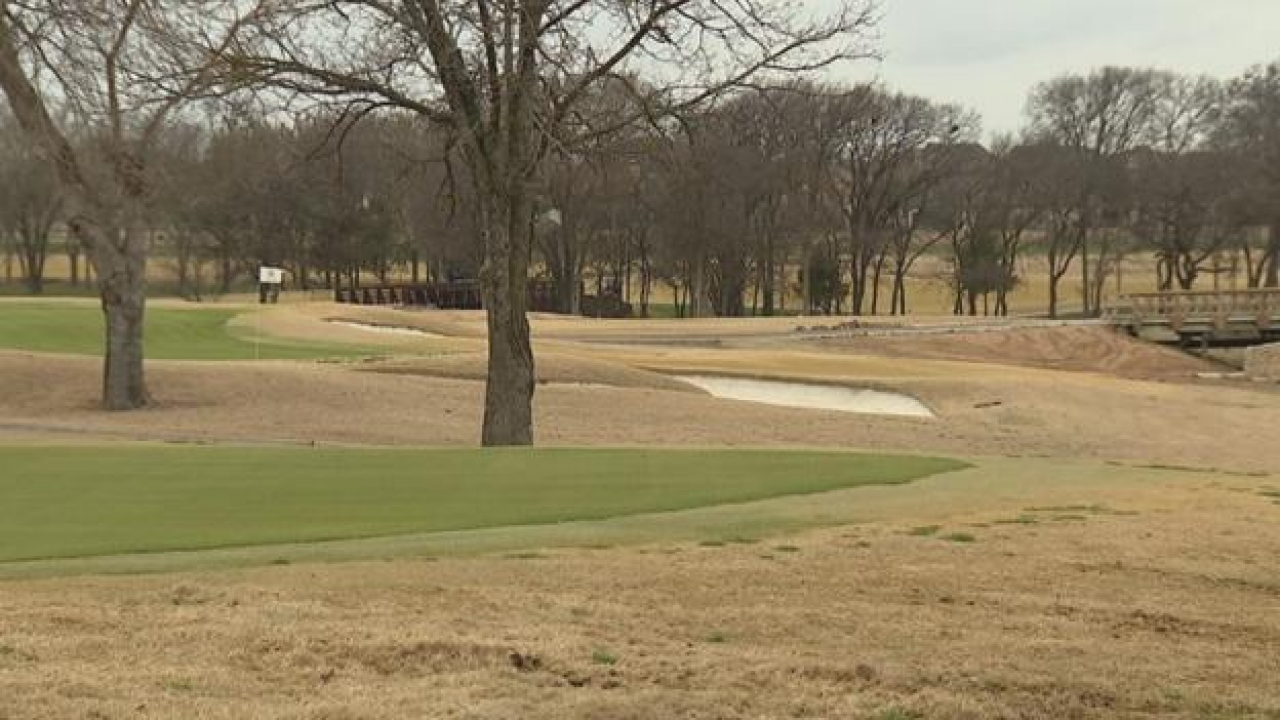 AT&T Byron Nelson golf tournament to allow 10,000 fans per day at 2021 tournament