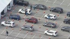Texas Motor Speedway site achieve a 200,000th COVID-19 vaccine milestone