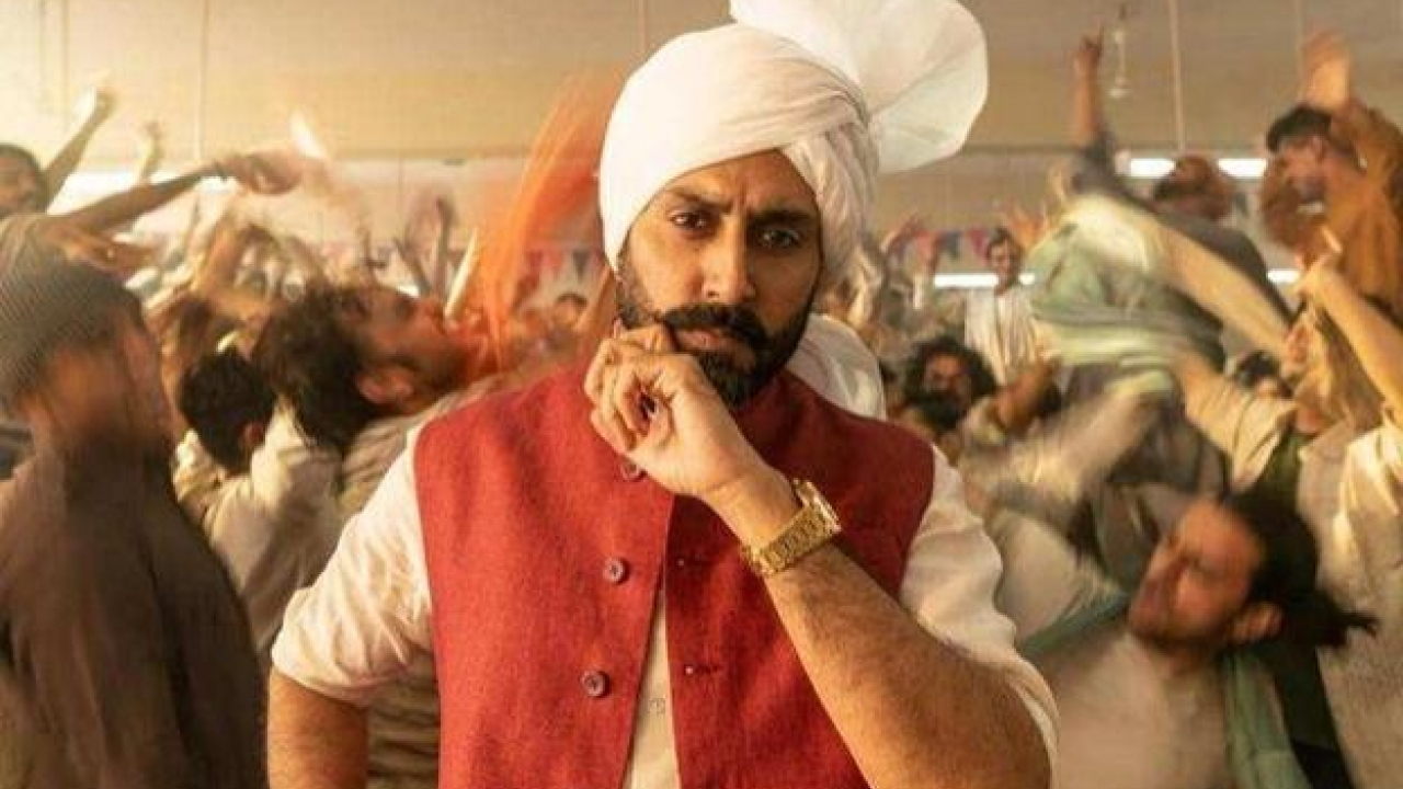 Abhishek Bachchan to head to Lucknow to commence the second schedule of the film