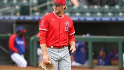 Angels' pitcher Ty Buttrey retires from baseball