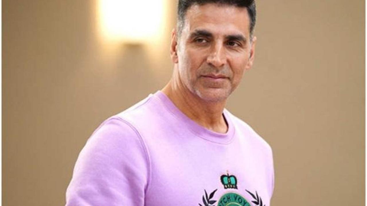 Akshay Kumar tested positive for Covid-19 virus