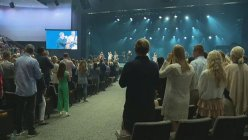 Many North Texans gather to attend in-person church services for Easter Sunday