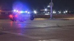 Woman fatally shot as stunt drivers took over a Dallas intersection overnight.