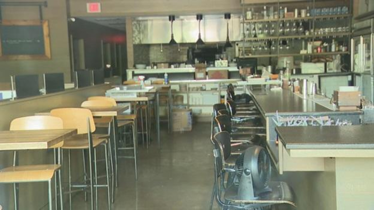 North Texas restaurant owners can apply for Restaurant Revitalization Fund starting Monday