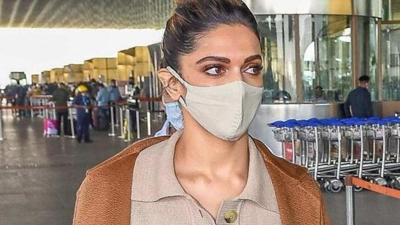 Deepika Padukone tests positive for Covid-19 virus; her father Prakash Padukone, mother Ujjala, and sister Anisha also contracted the virus