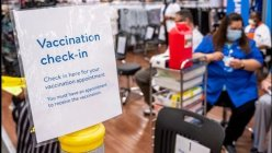 Walmart and Sam's Club offering walk-up COVID-19 vaccines