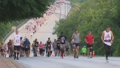 Cowtown Half Marathon returned to streets with in-person races