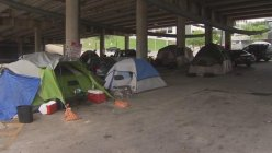 Homeless wondering what they will do if bill banning homeless encampments passes