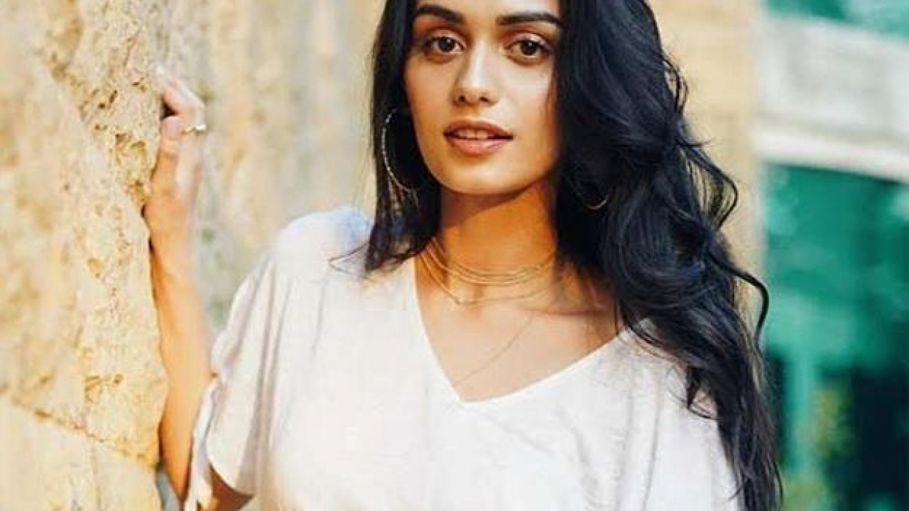Manushi Chhillar approached by UNICEF to raise awareness on menstrual hygiene in India