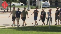 North Texans participate in Carry the Load event to honor war heroes for Memorial Day