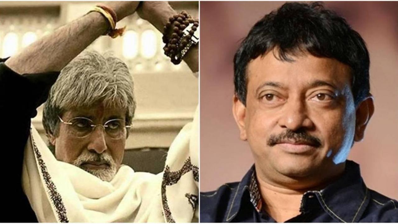 After four years, Ram Gopal Varma and Amitabh Bachchan will reunite
