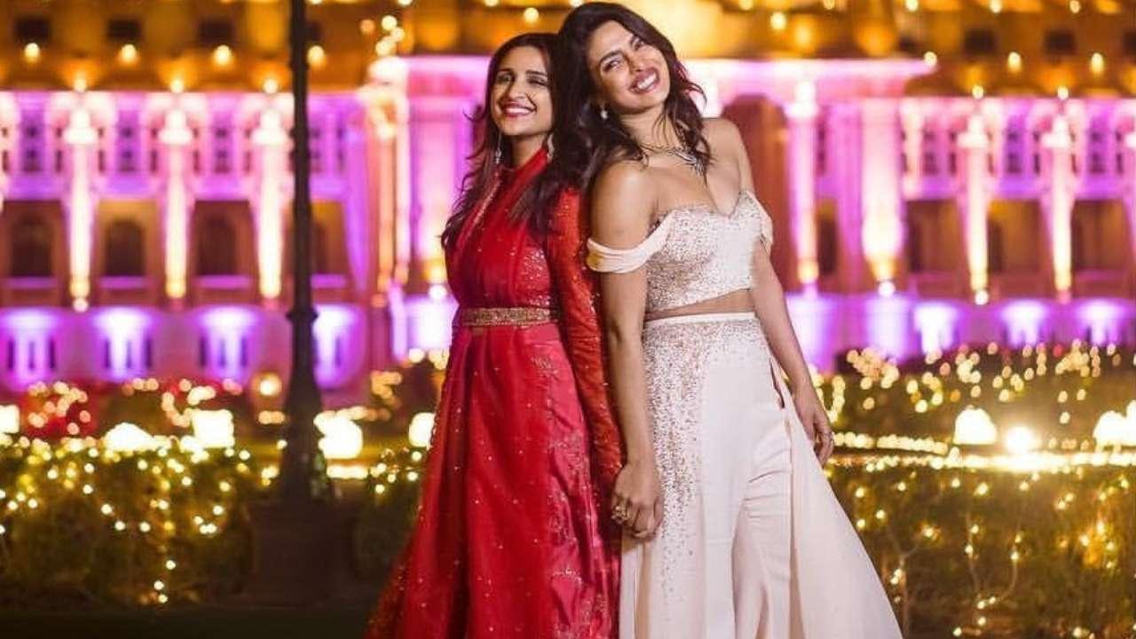 Priyanka Chopra's response to Parineeti Chopra's three back-to-back releases: revealed by Parineeti Chopra.