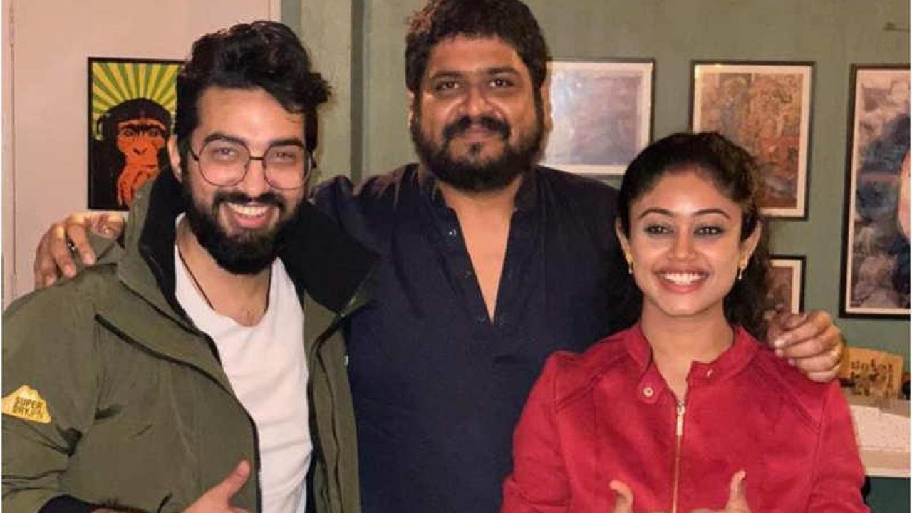Adipurush, starring Prabhas, will have music composed by Sachet and Parampara