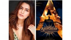 Kriti Sanon calls ambitious upcoming drama 'Adipurush' her 'most exciting project'