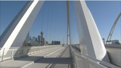 Margaret McDermott Bridge in Dallas finally open to walkers and cyclists