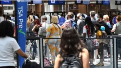 TSA scanned more than 2 million passengers for the first time since March 2020