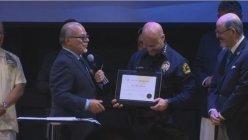 Dallas's first-ever Hispanic Police Chief Eddie Garcia honored by Hispanic faith community