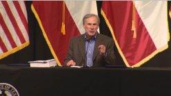 Texas Governor Greg Abbott plans to build a border wall in Texas along the southeastern border