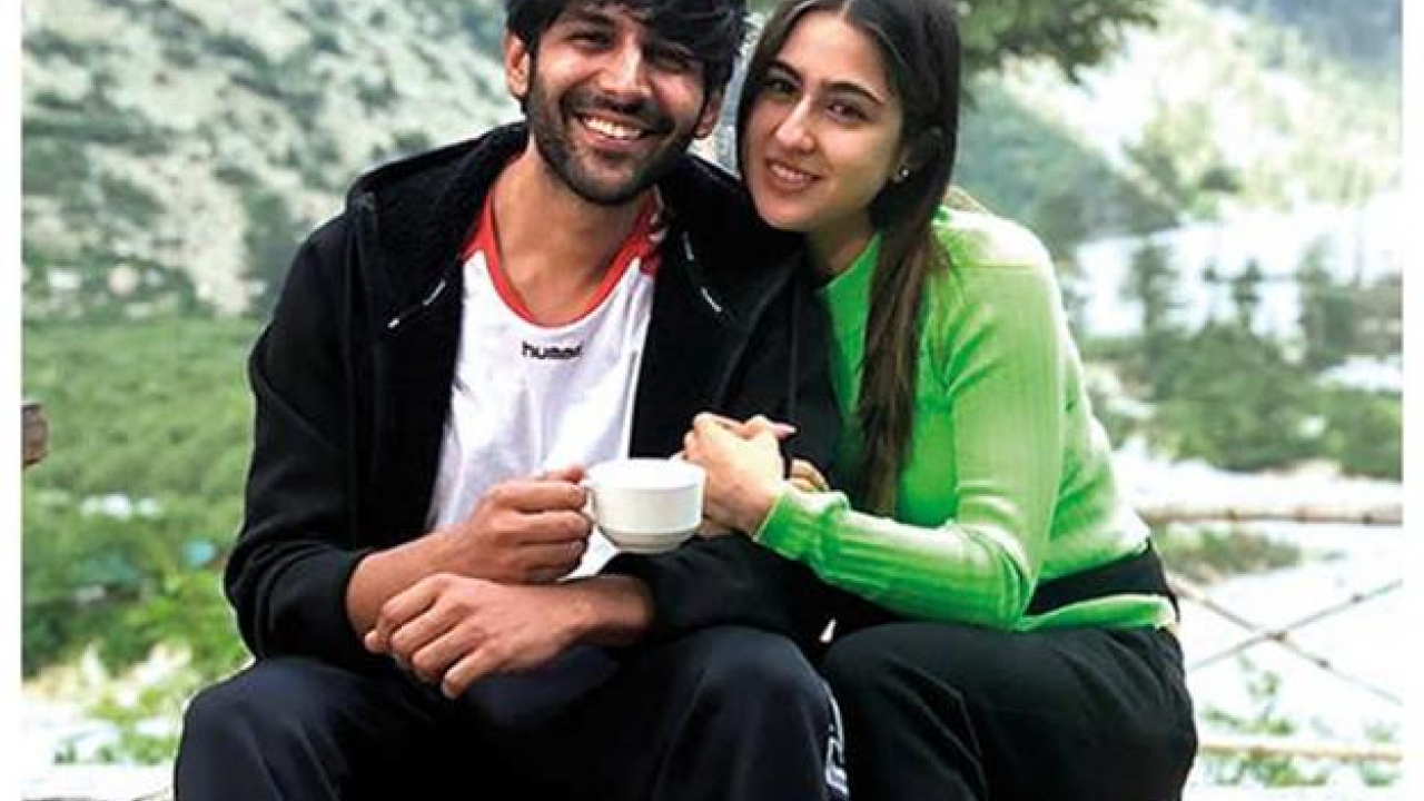 Sara Ali Khan and Kartik Aaryan might come together for another love story