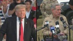 Former President Trump to meet Gov. Abbott over border security