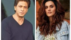 This is what Taapsee Pannu has to say on being a part of Rajkumar Hirani's next with Shah Rukh Khan