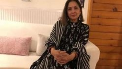 Why Can't I Romance Shah Rukh Or Hrithik, asks Neena Gupta from Bollywood?