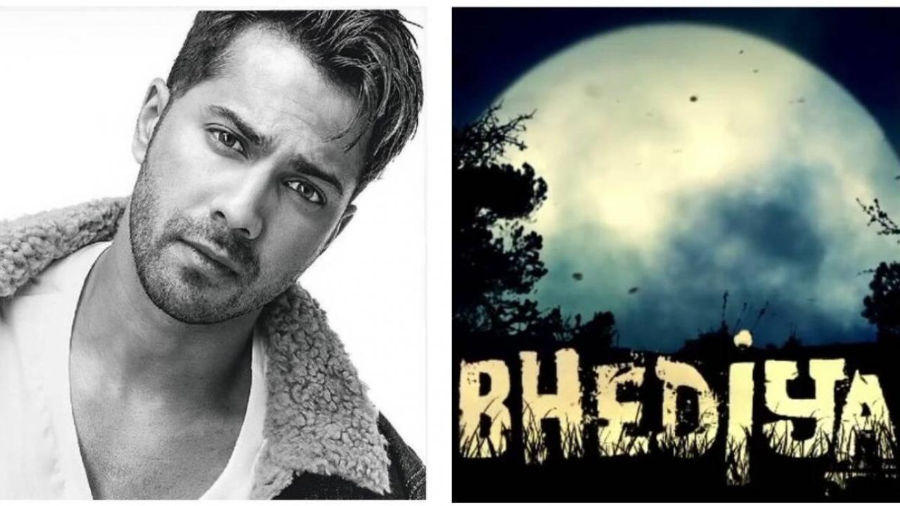 Varun Dhawan wraps up shooting for horror-comedy 'Bhediya'