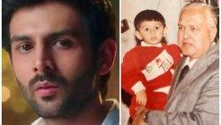 Kartik Aaryan's grandfather passes away