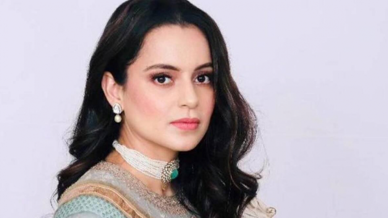 Kangana Ranaut returns to the theatre after a two-year absence to watch Black Widow with the Dhaakad team