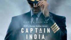 Kartik Aaryan to play a pilot in Hansal Mehta's 'Captain India'