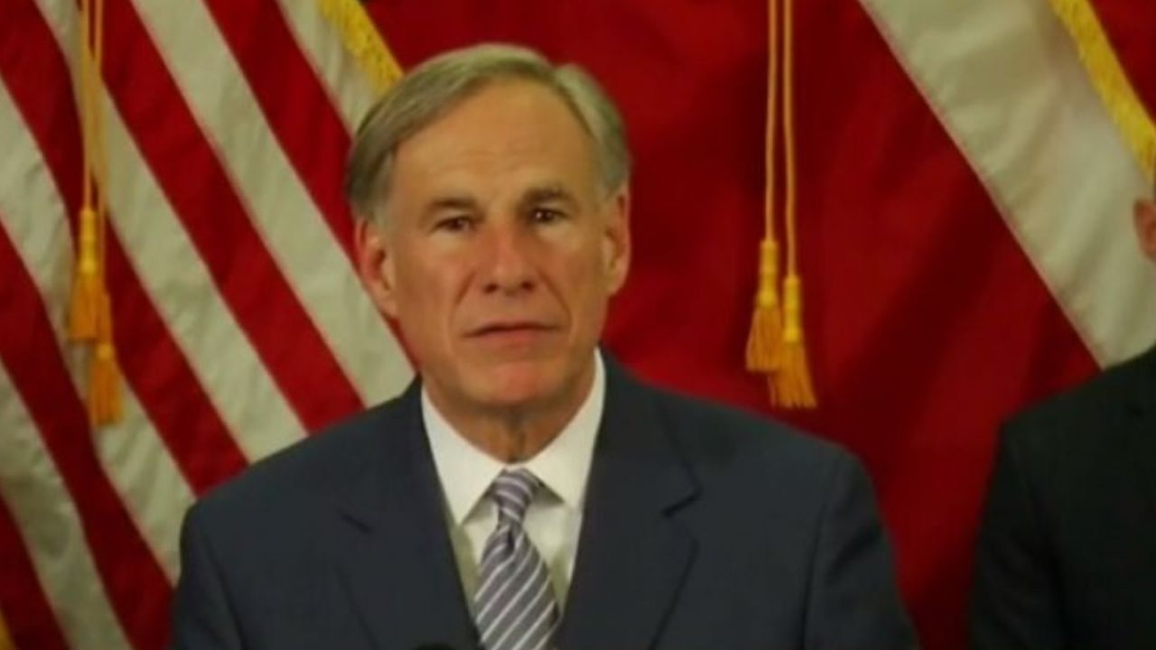 Texas Gov. Greg Abbott says there are no plans for further shutdown of Texas.