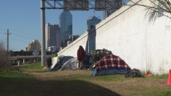 Dallas leaders approve a $72M spending plan to combat homelessness