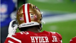 NFL to allow social justice phrases on helmets this season